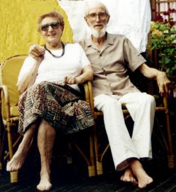 IRMA & JOHN IN AGE.