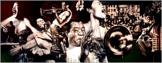 jazz-collage