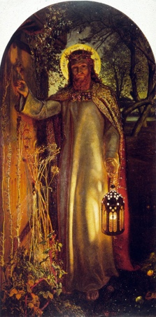 The Light of the World William Holman Hunt