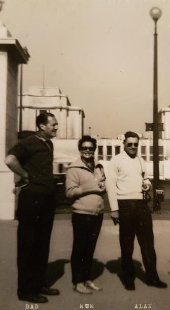 DAD, MUM & ALAN